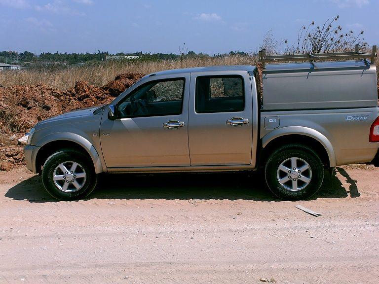עדכון מעודכן למכירה: איסוזו די-מקס 2006 YI-05