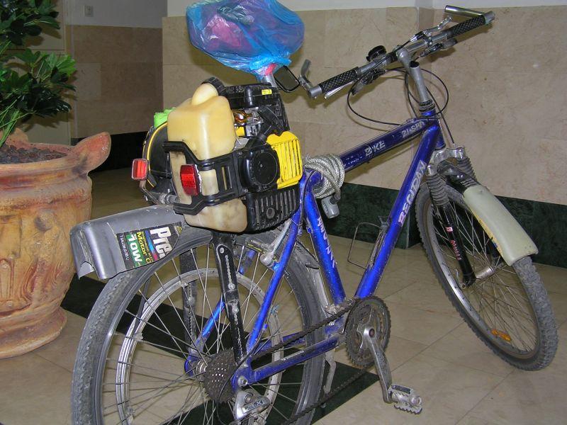 Мотор для велосипеда своими руками 41